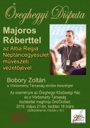 Disputa Majoros Róberttel