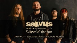 Salvus & Eclipse of the Sun // Nyolcas Műhely