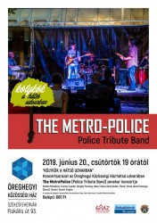 The Metro-Police koncert