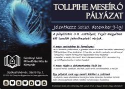2020. évi Tollpihe Meseíró Pályázat