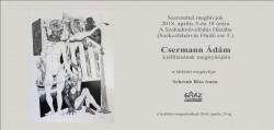 Csermann Ádám kiállítása