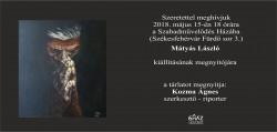 Mátyás László kiállítása