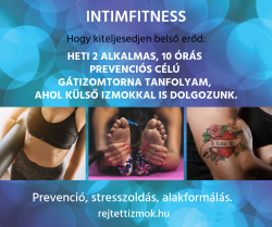 Intim Medical Therapy - 2x5 órás gátizomtorna tanfolyam