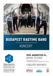 Budapest Ragtime Band koncert