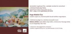 Papp-Maklári Éva estje