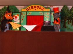 Cirkusz a meseerdőben - A Meseerdő Bábászínház előadása