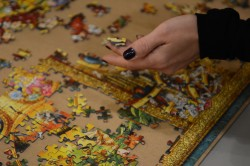 3D puzzle gyűjtemény és 2 d-s puzzle kirakó verseny
