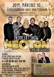 Neoton Família KoncertShow