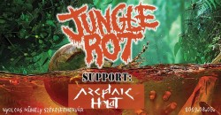 Jungle Rot (USA), Archaic, HOLdT