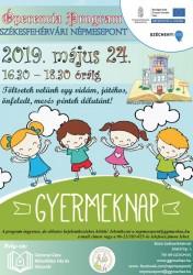 Gyermeknap a Székesfehérvári NépmesePonton