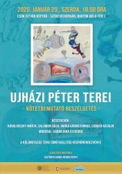 Ujházi Péter terei – Kötetbemutató beszélgetés