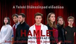 Hamlet - a Teleki Diákszínpad bemutatója