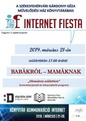 INTERNET FIESTA - 2019.