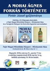 A Mohai Ágnes forrás története tárgyi és képi emlékeken