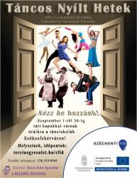 Táncos Nyílt Hetek Székesfehérváron