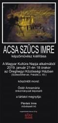 Acsa Szücs Imre kiállítása