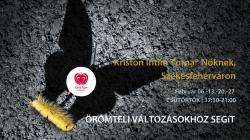 Kriston Intim Torna®️ Nőknek Alaptanfolyam, 4 alkalmas