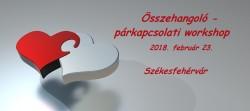 Összehangoló - párkapcsolati workshop