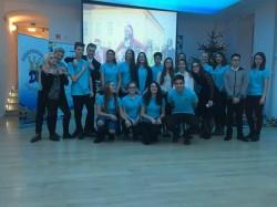 A Székesfehérvári Diáktanács Jótékonysági estje