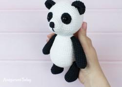 Ananász Panda - Horgoló Klub