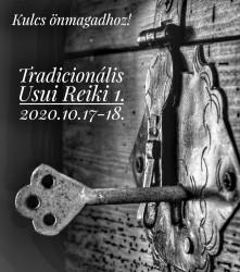 Tradicionális Usui Reiki 1.tanfolyam