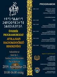 Évkerék - Attila Napi Hagyományőrző Rendezvény