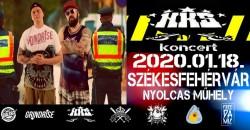NKS Koncert! FreeDaMic Turné