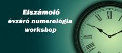 Elszámoló - évzáró numerológia workshop