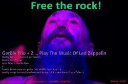 Free the jazz & free the rock!