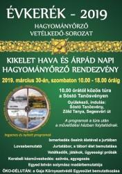 ÉVKERÉK 2019 – Kikelet hava és Árpád napi hagyományőrzés