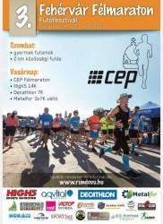 III. CEP Fehérvár Félmaraton