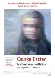 Csurka Eszter kiállítása