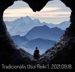 Tradicionális Usui Reiki 1. intenzív képzés