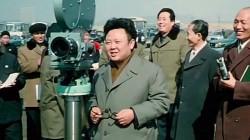 Kim Dzsongil bemutatja
