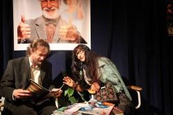 John Mighton - Nagy Judit: Fél élet - A Szabad Színház előadása