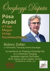Disputa Pósa Árpáddal