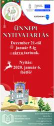 Karácsonyi Hangolódó a Székesfehérvári Népmeseponton
