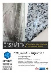 Szabó Nóra és Üveges Mónika: Összjáték