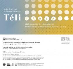 November 11-től átmenetileg zárva /// Téli Tárlat