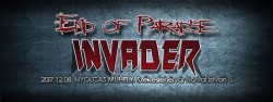 End of Paradise ★ Invader ★ Nyolcas Műhely