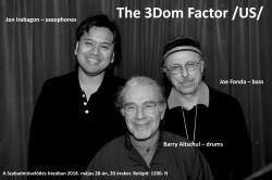 The 3Dom Factor koncert