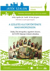 A születés kultúrtörténete Magyarországon