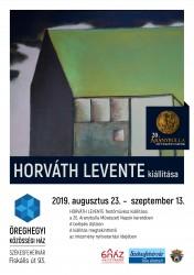 Horváth Levente kiállítás