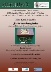 Izsó László János: Fa- és csontfaragásaim