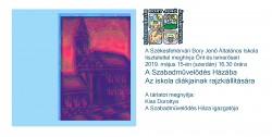 A Székesfehérvári Bory Jenő Általános Iskola kiállítása