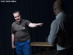 Székely Csaba: Öröm és boldogság - A Prospero Színkör előadása