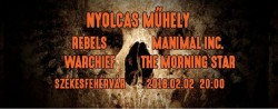 Manimal Inc./Warchief/The Morning Star/Rebels