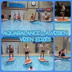 Aquafitness - AquaBalance Bemutató Edzések