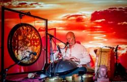 Tibeti torokének, gong, hangtál és mantrameditációs ülőkoncert