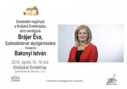 Beszélgetés Brájer Évával